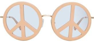 Linda Farrow Yazbukey 8 C3 special sunglasses