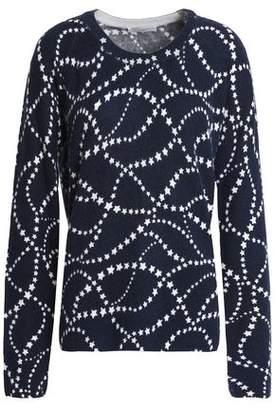 d8ce9e63c5a9 Printed Cashmere Sweater - ShopStyle