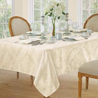 Ophelia & Co. Maid Damask Fabric Tablecloth
