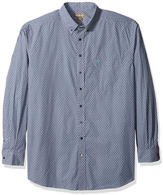 Ariat Men's Classic Fit Long Sleeve Button Down