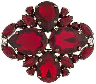 Cavallini Erika Campione crystal-embellished brooch