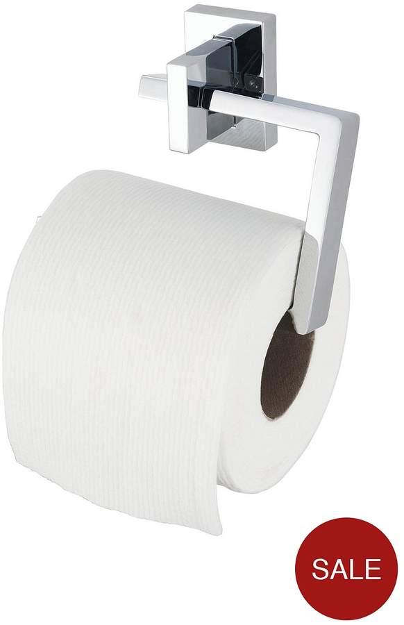 Haceka Edge Toilet Roll Holder - Chrome