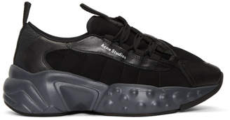 Acne Studios Black Sofiane Sneakers