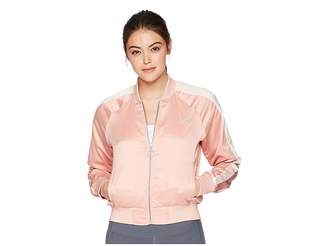 Puma En Pointe Satin T7 Jacket Women's Coat