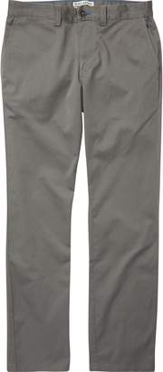 Billabong Carter Stretch Chinos