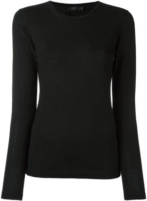 Calvin Klein fine knit jumper $763.41 thestylecure.com