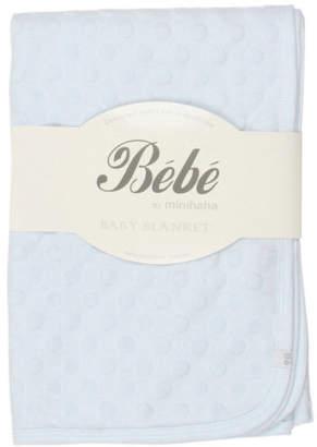 Bebe NEW Circles Bunny Rug Blue