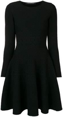 Valenti Antonino structured skater dress