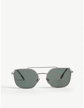Burberry B3107 square-frame sunglasses