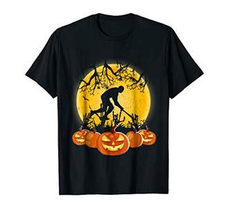 Field Hockey Pumpkin Shirt Halloween