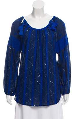 Figue Embellished Patterned Tunic