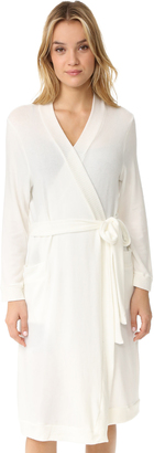 Eberjey Sweater Weather Robe $166 thestylecure.com