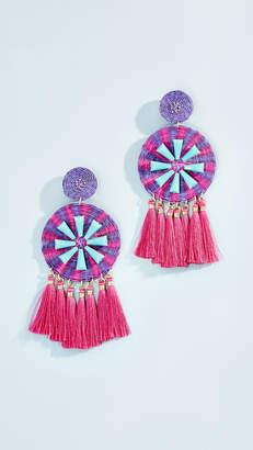 Mercedes Salazar Kashi Clip-On Earrings