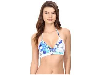 6 Shore Road by Pooja La Playa Top Women's Swimwear