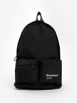 Off-White Backpacks