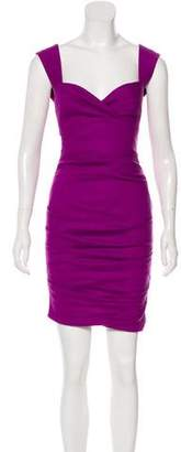 Nicole Miller Artelier Knee-Length Dress