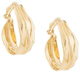 Annelise Michelson clip-on hoop earrings