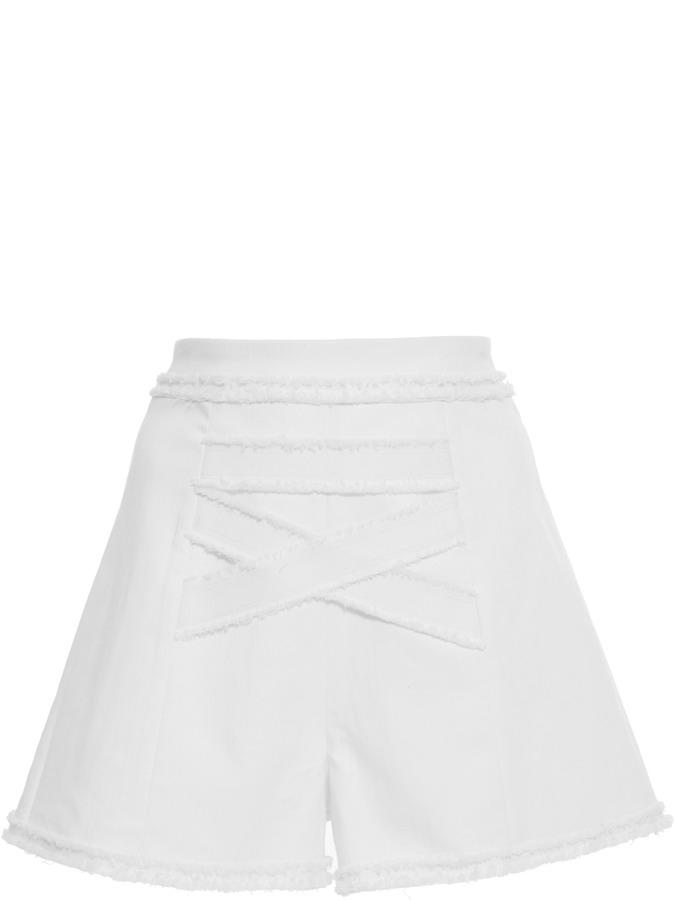 AlexisAlexis Lilo Cross Front Shorts