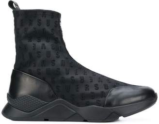 Versus hi top sneakers