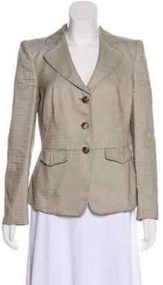 Armani Collezioni Linen & Silk Blazer