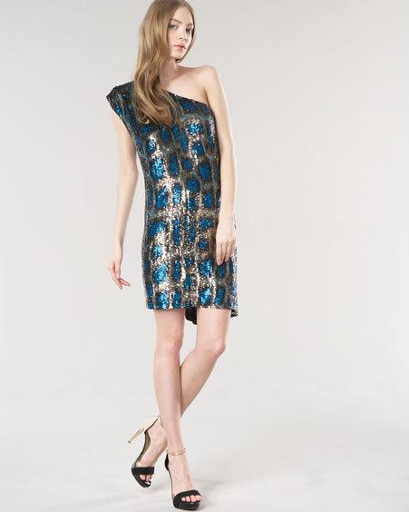 Stella Mccartney Sequined Dress