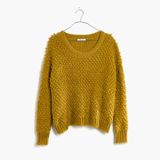 Popstitch Pullover Sweater $128 thestylecure.com