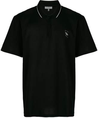 Lanvin short sleeved polo shirt