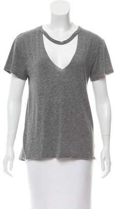 Pam & Gela Casual Short Sleeve T-Shirt