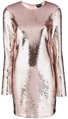 Tom Ford sequinned party dress
