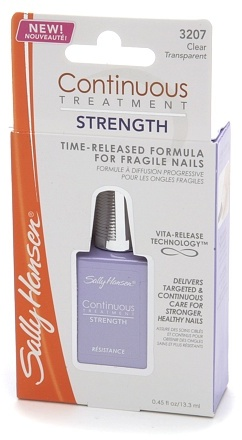 Sally Hansen Complete Treatment Continuous Treatment Liquid for Nails Strength Clear Transparent