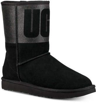 UGG Women's Classic Short Sparkle Boots