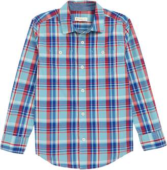 Tucker + Tate 'Photo Op' Long Sleeve Cotton Woven Shirt
