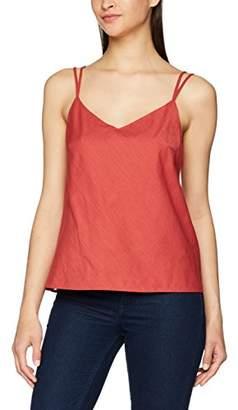 Stefanel Women's Mussola Vest Top,(Size: Small)