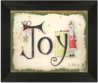Timeless Frames ''Joy'' Christmas Framed Wall Art