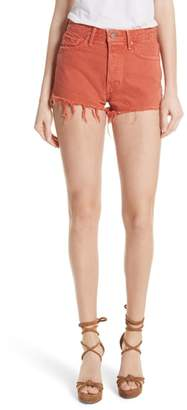 GRLFRND Cindy Rigid High Waist Denim Shorts
