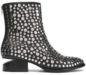 Alexander Wang Studded Leather Ankle Boots