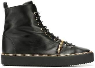 Giuseppe Zanotti Design Barton boots