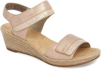 Rieker Antistress Fanni 70 Wedge Sandal