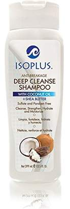 Isoplus Deep Cleanse Shampoo With Coconut Oil & Shea Butter