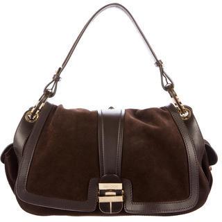 Jimmy ChooJimmy Choo Leather & Suede Bag