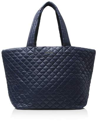MZ WALLACE Oxford Metro Large Tote $225 thestylecure.com