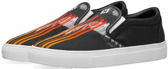 Marcelo Burlon County of Milan Wings Barcode Slip On