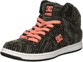 DC Women's Pure HIGH-TOP TX SE Skate Shoe