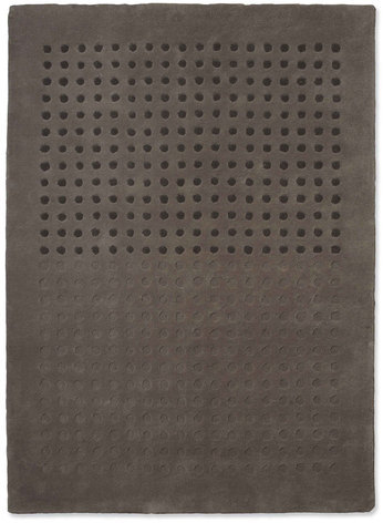 GAN Rugs Trokk 5'7x7'11 Gray