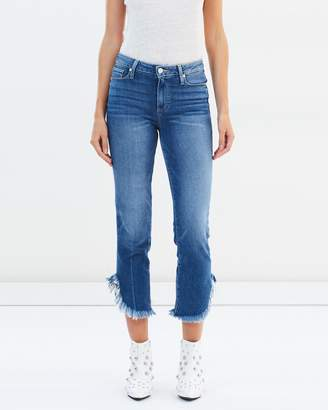 """Paige Hoxton Straight Ankle 27"""" Jeans"""
