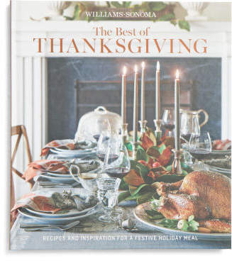 The Best Of Thanksgiving Book