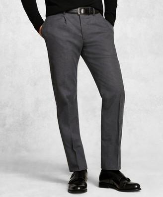 Brooks Brothers Golden Fleece Medium Grey Dress Trousers