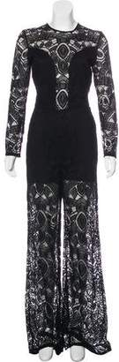 Alexis Long Sleeve Lace Jumpsuit w/ Tags