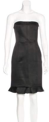 Stella McCartney Strapless Mini Dress w/ Tags
