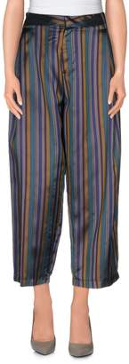 Peacock Blue Casual pants - Item 36840769